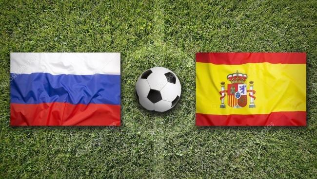 Nhận định Tây Ban Nha vs Nga, 21h00 ngày 01/7: Vòng 1/8 World Cup 2018