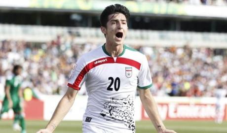 Messi của Iran chia tay tuyển quốc gia ở tuổi 23