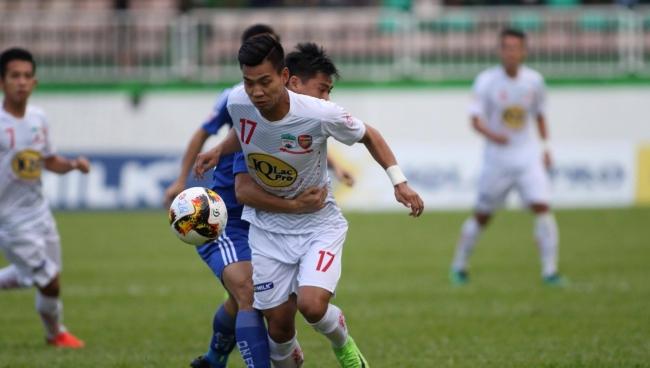 Nhận định Quảng Nam vs HAGL, 17h00 ngày 01/07 (Vòng 17 - V.League 2018)