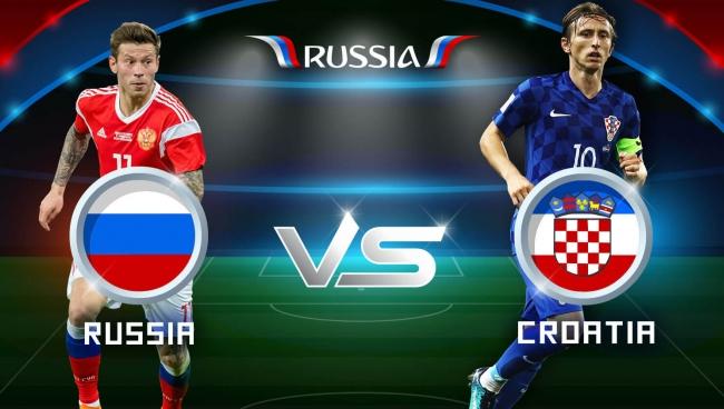 Nhận định Nga vs Croatia, 01h00 ngày 08/7 (Tứ kết World Cup 2018)