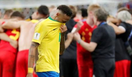 Brazil bại trận vì niềm tin mù quáng vào Neymar
