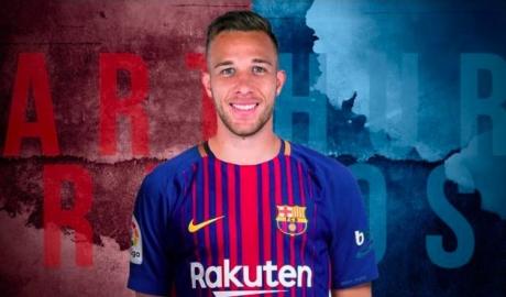Barca ký HĐ với sao Brazil, chốt điều khoản 400 triệu