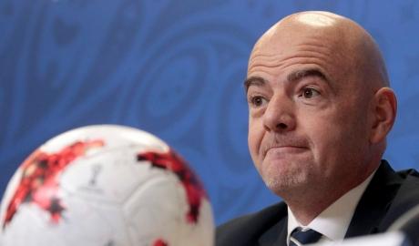 FIFA xác nhận tổ chức World Cup 2022 vào mùa Đông