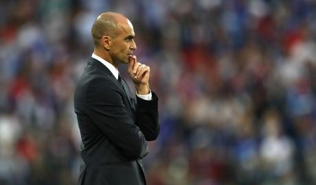 Hạn chế của Bỉ là Roberto Martinez