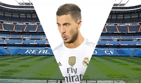 Phủ nhận tiếp cận Mbappe và Neymar, Real để mắt đến Hazard?