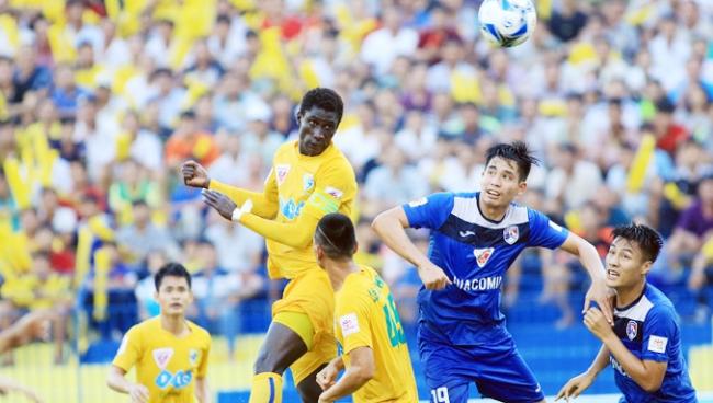 Nhận định Thanh Hóa vs Quảng Ninh, 17h00 ngày 15/07 (Vòng 19 - V.League 2018)