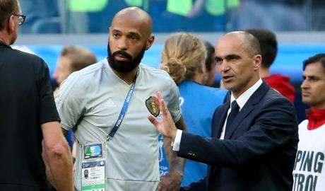 Giành HCĐ World Cup 2018, Thierry Henry quyết bỏ nghề 'tay trái'