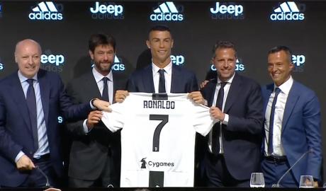 Ronaldo: 'Tôi muốn đưa Juventus lên tầm cao mới'