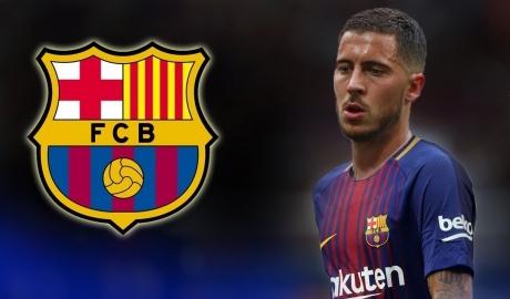 Barca sẵn sàng đổi nhà vô địch World Cup và tiền để có Eden Hazard