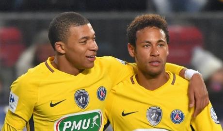 Chủ tịch PSG: 'Neymar và Mbappe không ghét nhau'