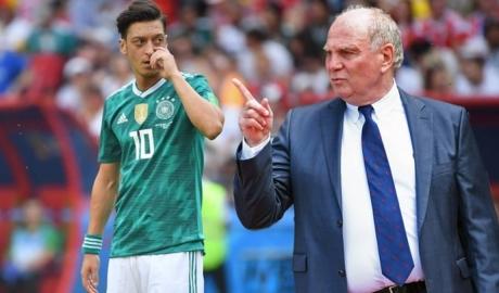 Chủ tịch Bayern: Ozil đá như thảm họa, nên giải nghệ từ lâu