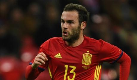 Mata của Man United đặt mục tiêu trở lại đội tuyển Tây Ban Nha