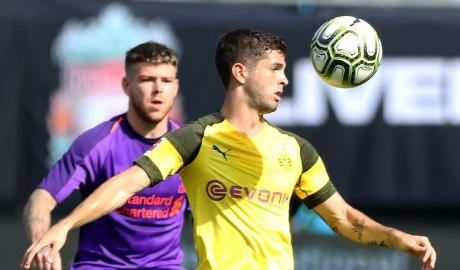 Dortmund chính thức ra giá Pulisic