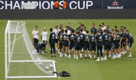 Loại Hazard, Real Madrid xác định người thay Ronaldo