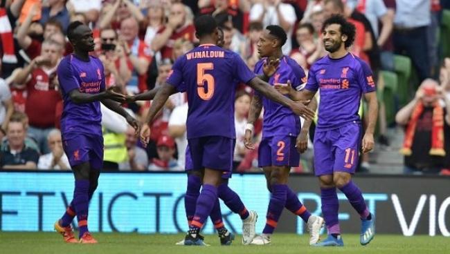 Nhận định Liverpool – Torino, 01h30 ngày 8/8 (Giao hữu)