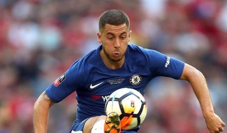 Chelsea đàm phán tăng lương khủng cho Hazard