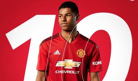 Rashford tiếp bước Van Nistelrooy, Rooney khoác áo số 10 của MU?