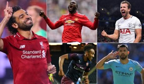 5 ứng cử viên sáng giá cho ngôi Vua phá lưới Ngoại hạng Anh