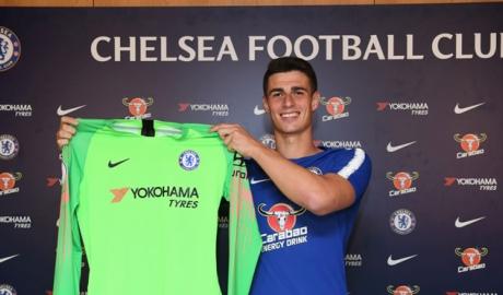 Chelsea hoàn tất thương vụ kỷ lục với thủ môn Kepa