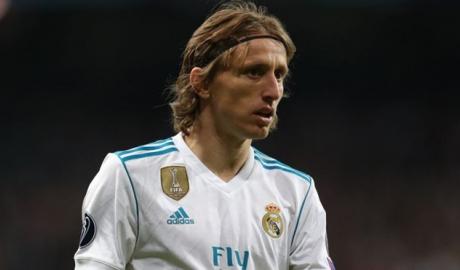 Modric chốt tương lai sau khi Inter Milan ra sức 'chèo kéo'