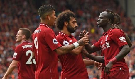 Salah giúp Liverpool đòi đỉnh bảng từ tay Chelsea