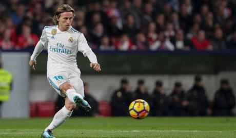 Real Madrid vs Atletico: Trận chia tay Luka Modric?