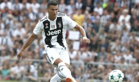 Ronaldo biến Juventus thành Vua mạng xã hội