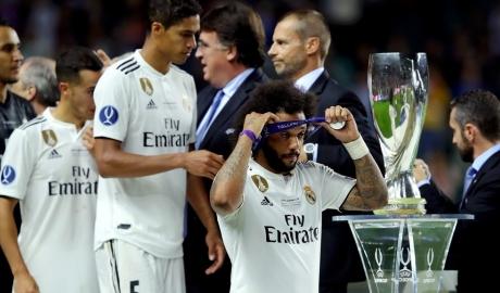 Còn gặm nhấm quá khứ, Real Madrid chỉ có chuốc cái kết đắng