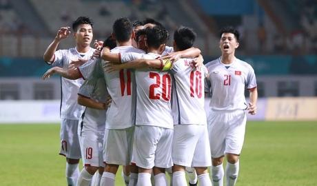 Việt Nam thẳng tiến vào vòng 1/8 Asiad