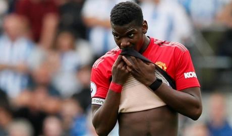 Pogba: 'MU xứng đáng thua Brighton'
