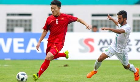 Olympic Việt Nam gặp Olympic Bahrain ở vòng 16 đội ASIAD