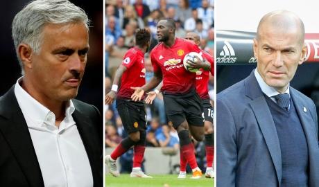 NÓNG: MU đáp trả việc chèo kéo Zidane thay Mourinho