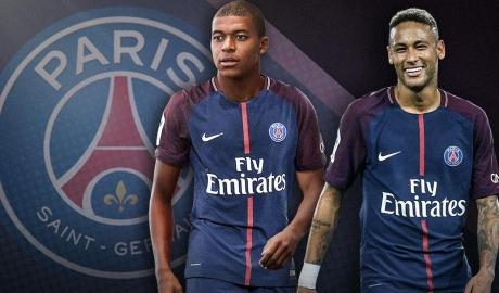 PSG cân nhắc bán Neymar hoặc Mbappe, Real mừng thầm