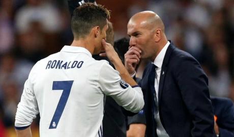 Nối gót Ronaldo, Zidane sẽ về dẫn dắt Juventus?