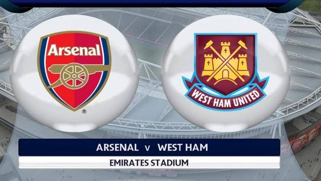 Nhận định Arsenal - West Ham, 21h00 ngày 25/8 (Giải Ngoại Hạng Anh)