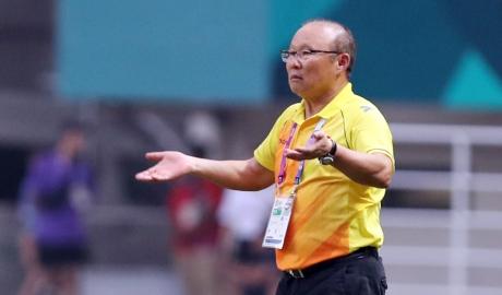 HLV Park Hang-seo: 'Bàn thua sớm khiến Việt Nam khó khăn'