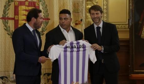 Huyền thoại Ro 'béo' chính thức trở thành chủ tịch của CLB La Liga