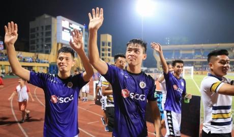Hà Nội lập kỷ lục vô địch V-League sớm 5 vòng