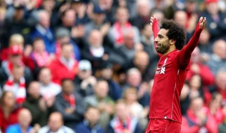 Salah ghi bàn trở lại trong chiến thắng của Liverpool