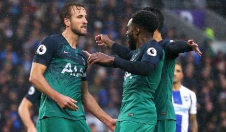 Tottenham trở lại với chiến thắng, áp sát top 4