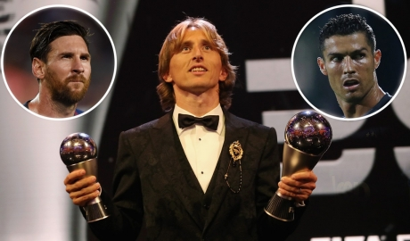 Ronaldo, Messi bầu chọn cho ai tại giải The Best?
