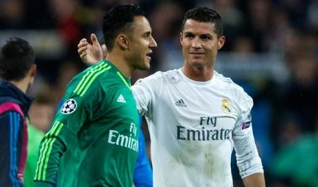 Keylor Navas thừa nhận Real nhớ Cristiano Ronaldo