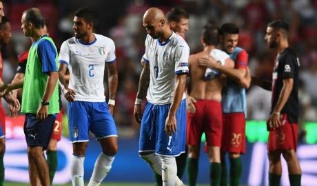 01h45 ngày 11/10, Italia vs Ukraine: Lại thử nhiệm, lại thất bại?