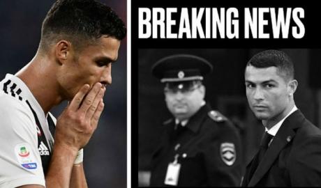Ronaldo bị tố hiếp dâm: Mối nguy tù chung thân & tan tành sự nghiệp