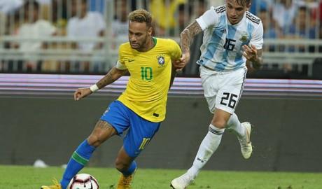 Brazil - Argentina: Neymar tung hoành, bùng nổ phút bù giờ