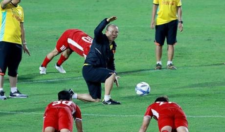 Sao U23 vô địch V-League không ngán đấu đàn anh