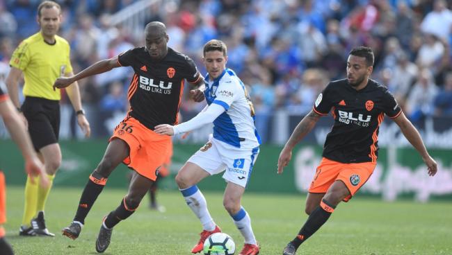 Nhận Định Valencia – Leganes 21h15 ngày 20/10 (Vòng 9 La Liga 2018/19)