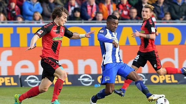 Nhận Định Hertha BSC Berlin - SC Freiburg 20h30 ngày 21/10 (Vòng 8 Bundesliga 2018/19)
