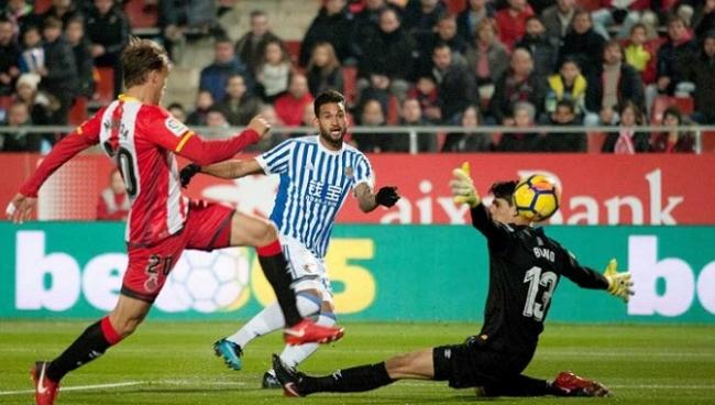 Nhận Định Sociedad – Girona 02h00 ngày 23/10 (Vòng 9 La Liga 2018/19)