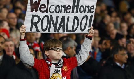 Ronaldo trở lại MU - Old Trafford: Tấm thẻ đỏ lịch sử & nỗi đau Sir Al